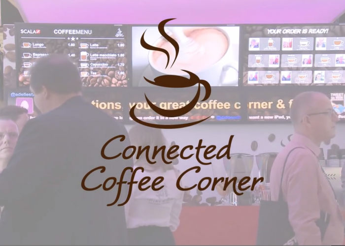 Connected Cafe