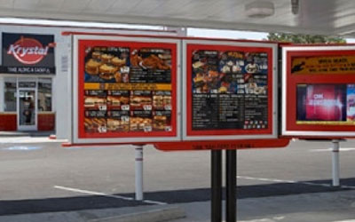 VIDEO: Krystal Restaurants Digital Signage