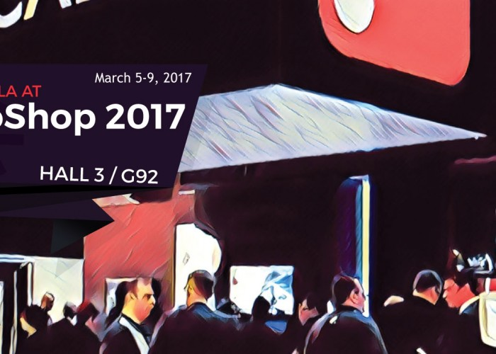 EuroShop 2017 &#8211; Mar 5-9, 2017<br>Hall 3 / G92