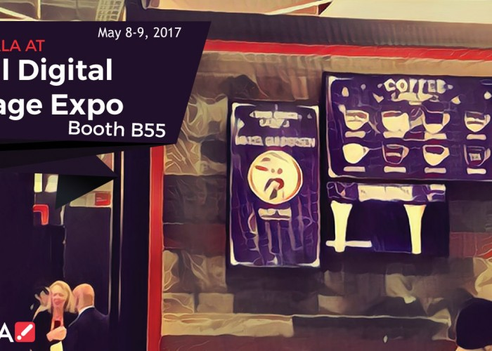 Scala Showcasing Digital Solutions and Expertise at London Digital Signage Week