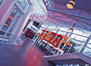 Bloomberg Digital Signage LED
