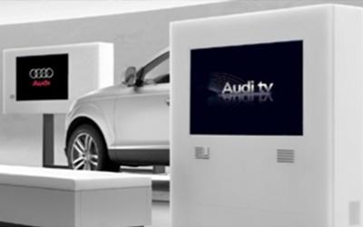 Audi's Digital Showroom