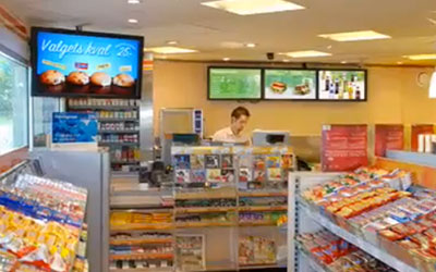 VIDEO: Statoil Enhances Customer Experience With Digital Signage
