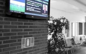 Handelskolen Sjælland Business School Digital Display