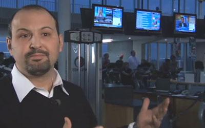 VIDEO: Digital Signage at University of Toronto