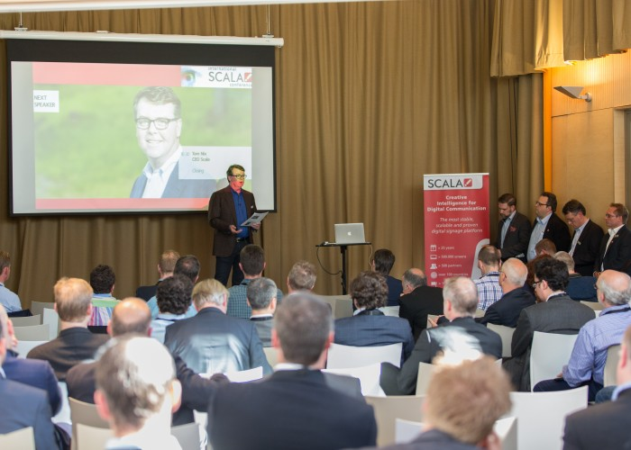 Successful Scala Conference EMEA and NEC Showcase in London