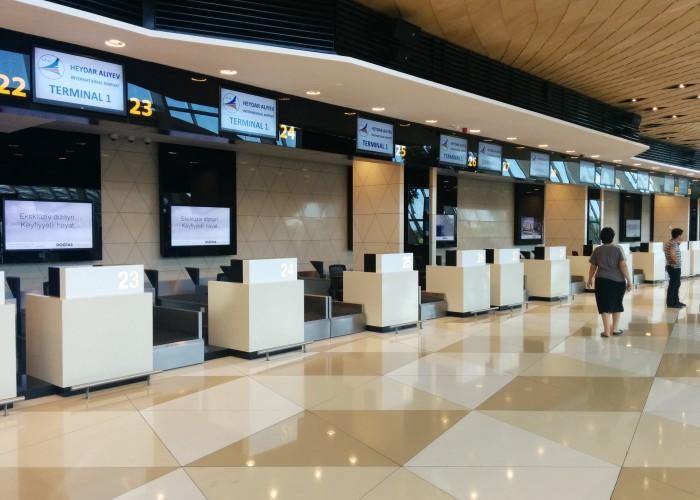 Fact sheet – Heydar Aliyev Airport (Azerbaijan)