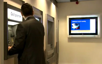 VIDEO: Rabobank Attracting New Clientele with Modern Datacasting Network