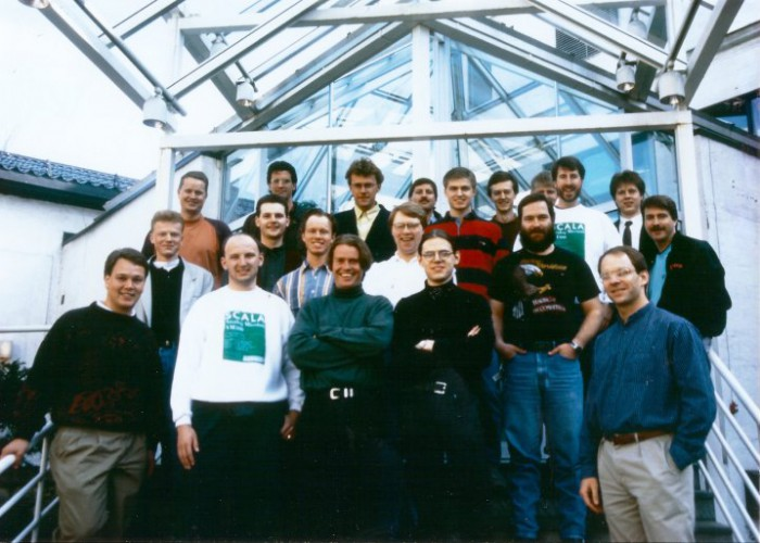 Scala Turns 25: Looking Back at Floppy Disks and Acid Wash Jeans on the Chicken Farm