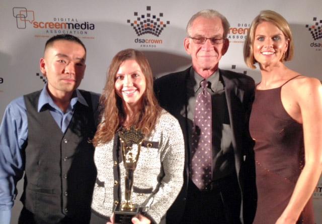 DSA Crown Award winners – Scala takes Gold – Digital Signage Today