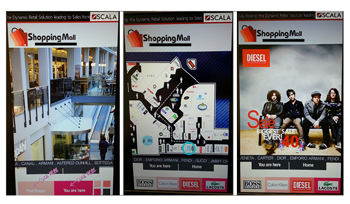 Scala Showcases New Interactive Shopping Experience Solutions at Retail Business Technology Expo