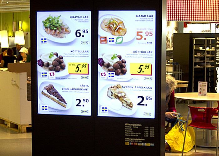 IKEA Switzerland deploys Scala Software to Enhance Customer Experience