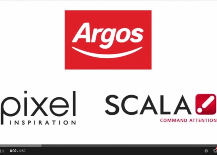 Argos Digital Store