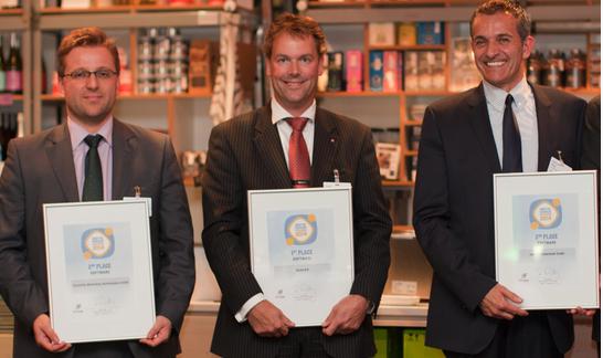 Scala wins Invidis Digital Signage Award again