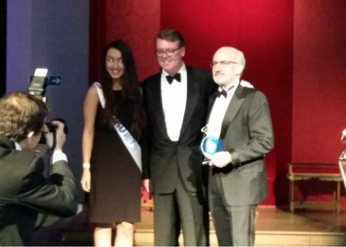 Winner, winner—Scala takes home two 2014 DailyDOOH Gala Awards