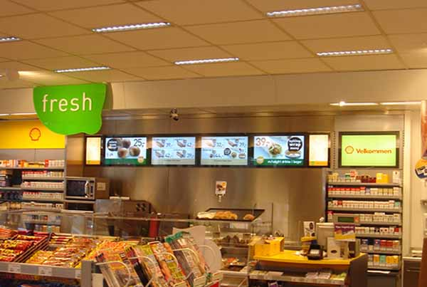 Shell Oil Expanding Successful Signage Installation to 600 Stores throughout Brazil