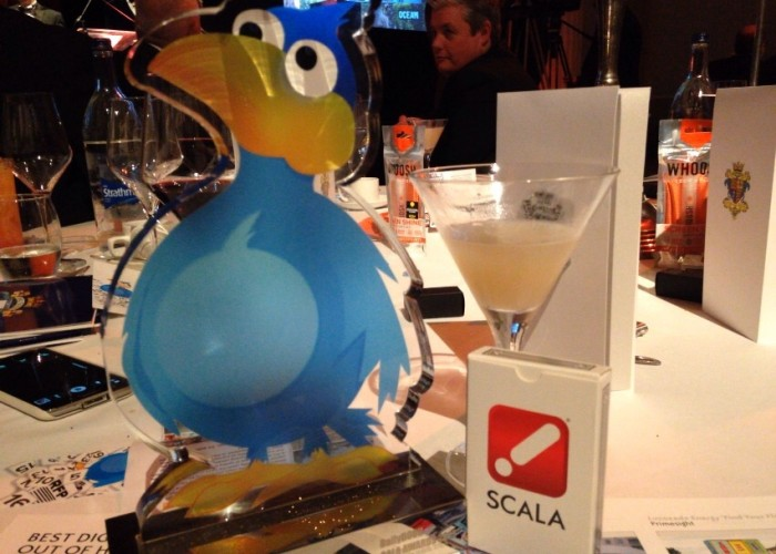 Scala Partners Take Top Honors at the 2015 DailyDOOH Gala Awards