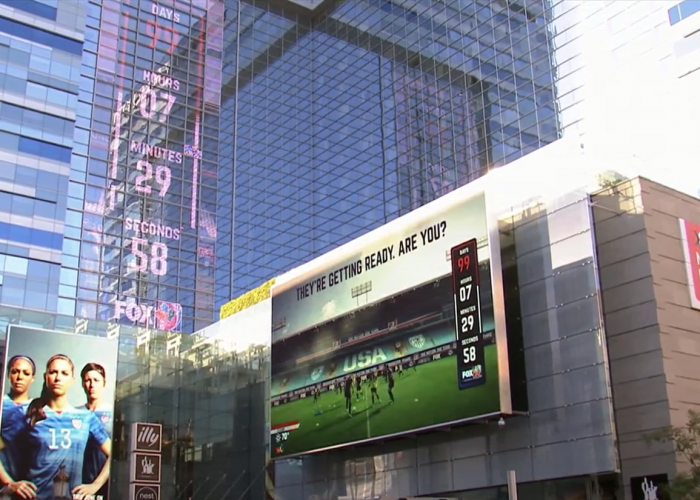 Los Angeles Entertainment Complex Kicks Women's World Cup Excitement into High Gear