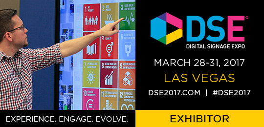 Scala to Debut Latest Digital Experience Solutions at Digital Signage Expo