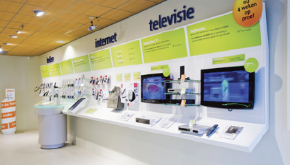 KPN is the leading telecommunications and ICT service provider in the Netherlands, offering wireline and wireless telephony, Internet and TV to consumers, and end-to-end telecommunications and ICT services to business customers.