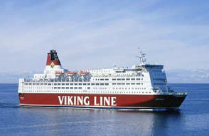Viking Line commenced service in 1959, when the S/S Viking began sailing between the Finnish mainland, the Åland Islands and Sweden.