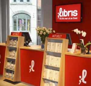 Libris wanted to update its brand and implement new technology by adopting digital signage.