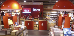 Libris has already received positive feedback on their new communication channel. The screens are attention grabbing and the customers' experience is very positive.