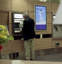 The worlds leading software platform for digital signage, today announced Rabobanks successful implementation of its modern datacasting network is attracting new clientele to its banks in The Netherlands.