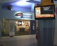 Downtown East harnessed the power of digital signage to reach customer