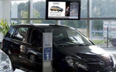 Car Dealership Digital Signage