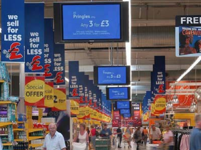 feed the digital signage monster