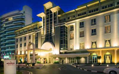 Mövenpick Bur Dubai Hotel