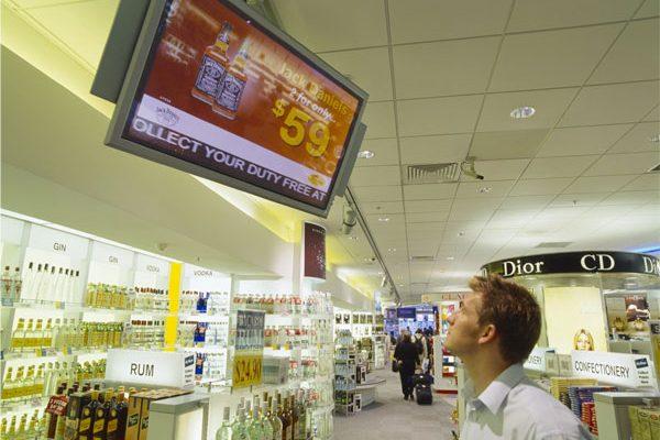 retail digital sign