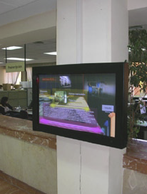 Established in 1989 as the reference in Spanish Medical Audiovisual content producer, AS Video evolved into an Interactive Multimedia Digital Signage Company in 2002.