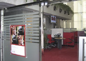 HSBC's management found that these digital screens enabled the bank to enhance its internal communication between management and staff.