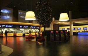 The result is an environment that is immersive and inviting for the cinema goer.