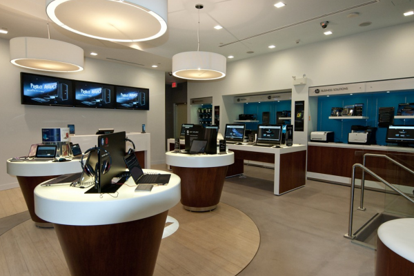 The HP Store Vancouver is a one-stop shopping experience for both consumers and small business
