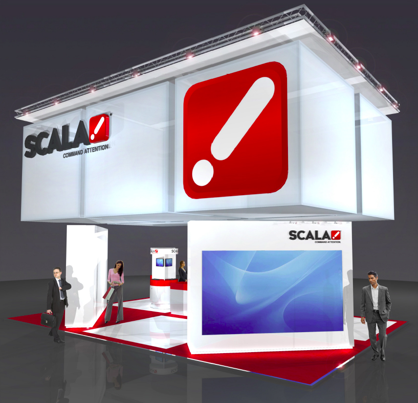 "Scala shows how to ""connect & engage"" with customers at ISE 2014."