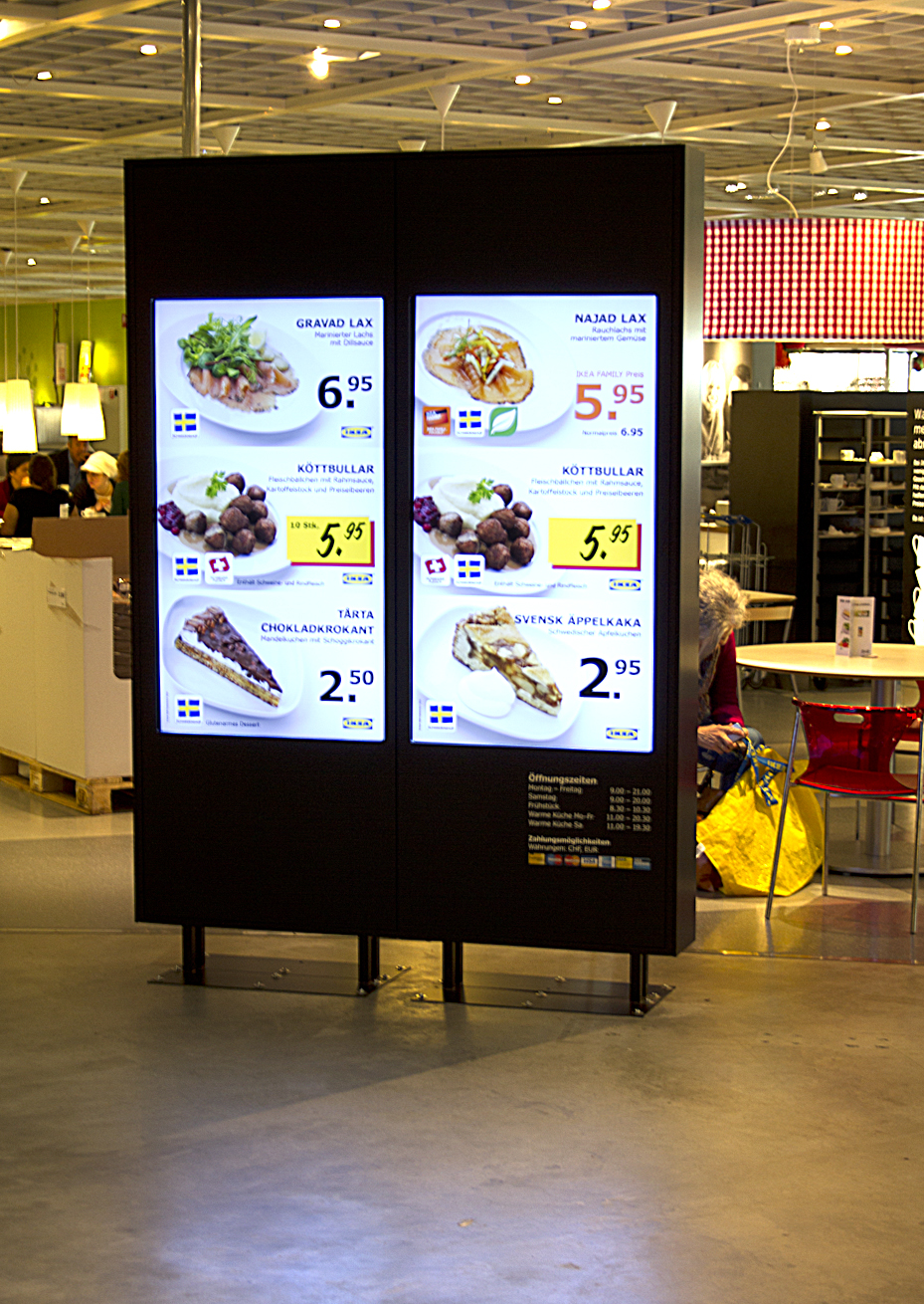 ikea switzerland deploys scala software to enhance customer experience scala digital signage. Black Bedroom Furniture Sets. Home Design Ideas