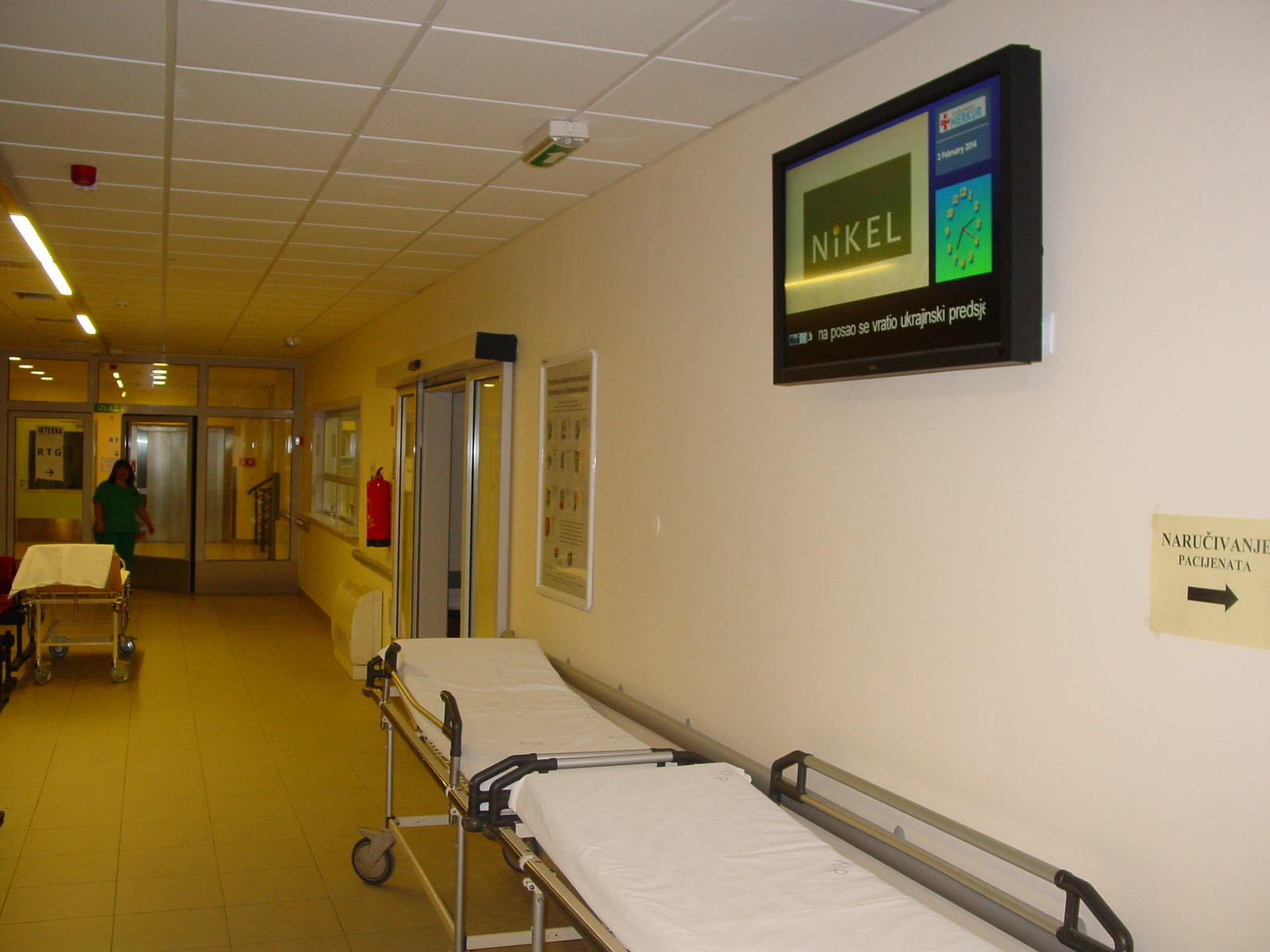 Scala powers MEDI TV: the first Medical Info Channel in Croatia