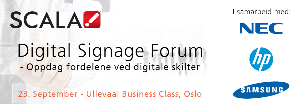 Digital Signage Forum