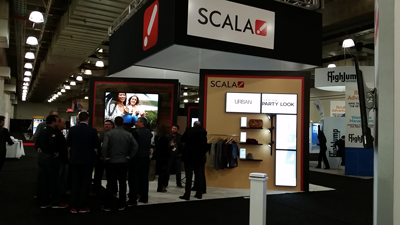 Scala Booth Was a Hit at The BIG Show
