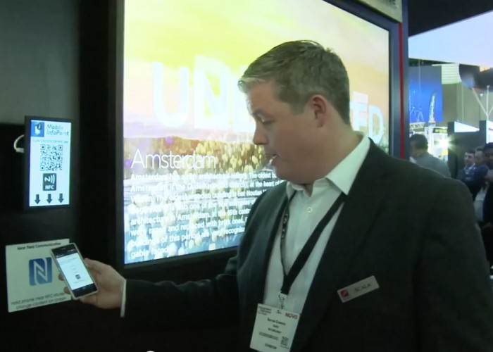 Scala Corporate Comm Solution Demo at ISE 2015