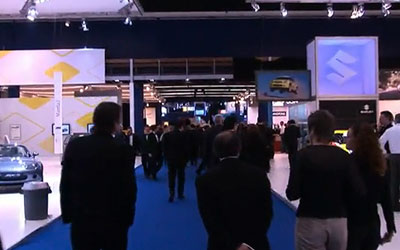VIDEO: RAI Amsterdam Launches Digital Signage Network