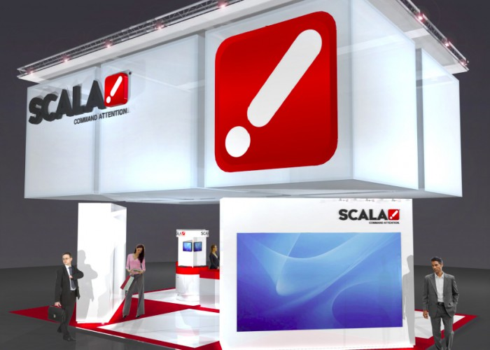 "Scala shows how to ""connect & engage"" with customers at ISE 2014"