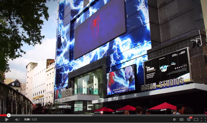 Odeon Leicester Square London