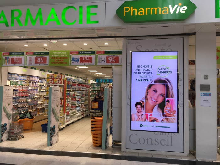 FUTURAMEDIA and Scala drive French pharmacy sales with digital signage