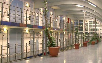 VIDEO: Narrowcasting at Zwaag Penitentiary – Department of Correctional Institutions in North Holland