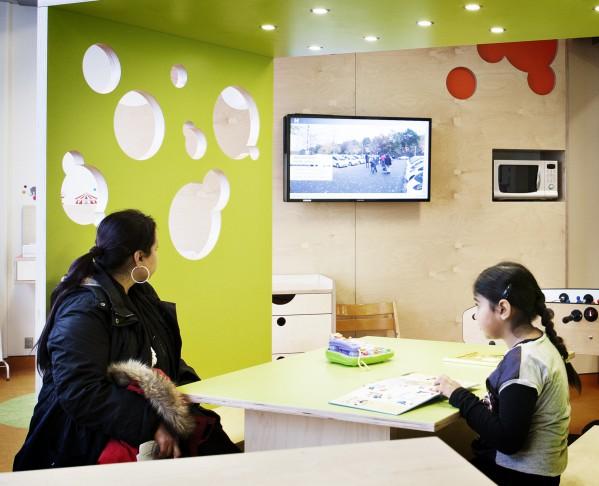 Scala drives healthcare Info-TV for Danish capital region