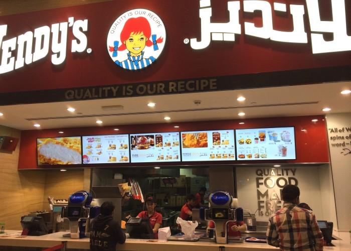 Fact sheet – Wendy's (United Arab Emirates)